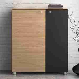 Stylish modern storage cabinets with shelf-Home furniture