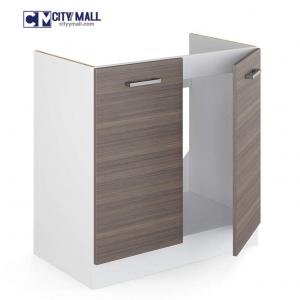 وحدة خزانة مطبخ مودرن-Kitchen wooden cabinet